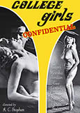 (712) COLLEGE GIRLS CONFIDENTIAL (1968) X Sex on Campus
