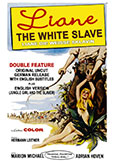 (529) LIANE THE WHITE SLAVE (1957) Marion Michael rarity