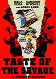 (496) TASTE OF THE SAVAGE (1972) Excessively Violent Western
