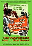 (480) WOMAN & HER HOT BEAST (1984) Renato Polselli lost xxx film