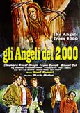 (402) ANGELS FROM 2000 (1969) Euro Counter-Culture Thriller