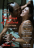 JOYS OF TORTURE Collection [Vol. I] 4 rare films by Teruo Ishii